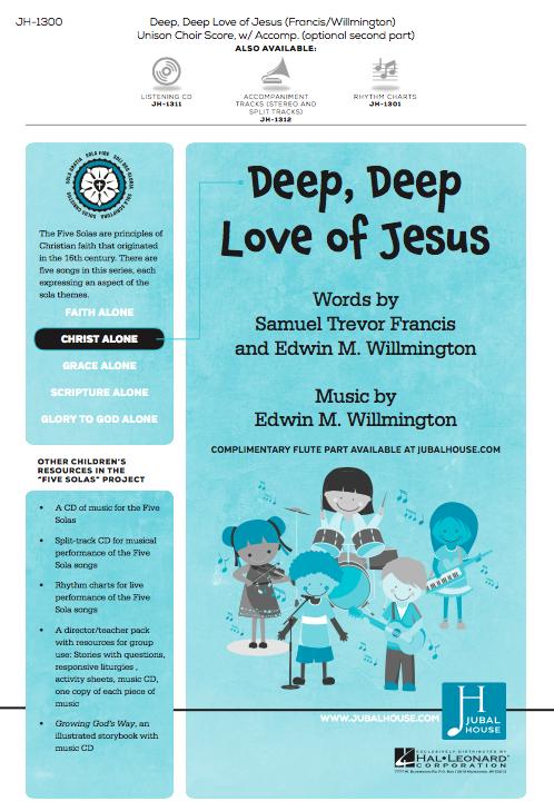 DEEP, DEEP LOVE OF JESUS