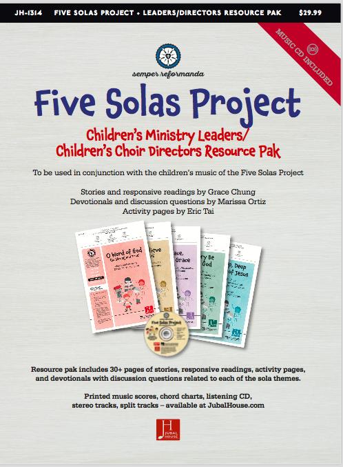 FIVE SOLAS PROJECT RESOURCE PAK