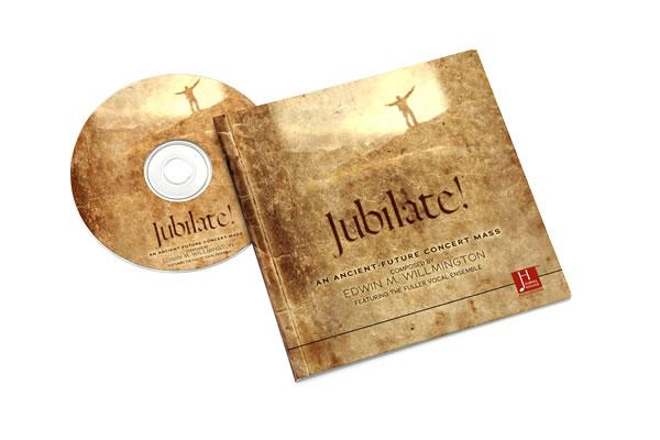 JUBILATE! AN ANCIENT-FUTURE CONCERT MASS (CD)
